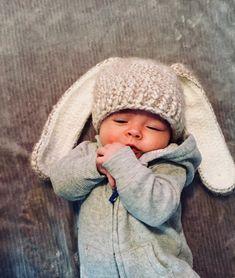 Rabbit Hat-bunny- easter- sweet-baby bunny- silly rabbit- beanie- child hat- soft- warm-fluffy by RainingTreeCrochet on Etsy https://www.etsy.com/listing/595990011/rabbit-hat-bunny-easter-sweet-baby-bunny