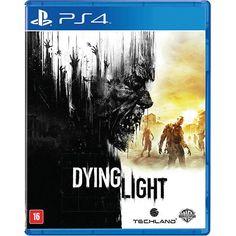 [PS4] Jogos PS4 em promoção: Dying Light R$70, Street Fighter V R$87, Shadow of Mordor R$70