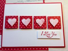 Valentine card Valentine Cards To Make, Valentine Greeting Cards, Making Greeting Cards, Greeting Cards Handmade, Wedding Anniversary Cards, Wedding Cards, Saint Valentin, Heart Cards, Love Cards