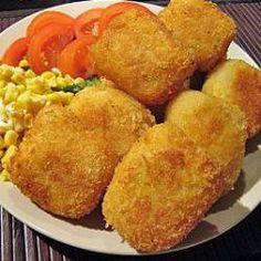 Perfect Potato Croquettes Recipe on Yummly