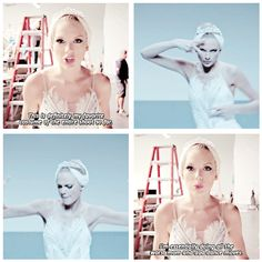 Shake It Off outtakes (gifset: http://tayyswift13.tumblr.com/post/96652509033/shake-it-off-outtakes-video-2-the-ballerinas)