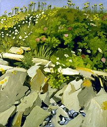 Fairfield Porter artist | beach flowers 2 fairfield porter art reproductions view all ...