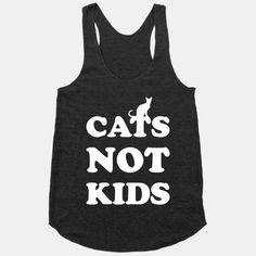 Cats Not Kids #cats #kids #feminism