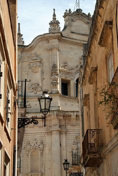 "The ""Florence of the South""...Lecce, Puglia, Italy"