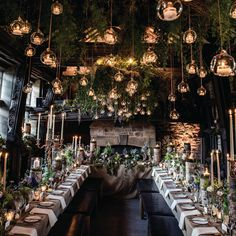 25 perfect finishing touches for your dream winter wedding - woodland setting