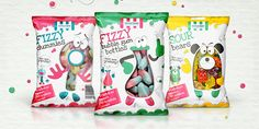 Fizzy Jellies Sweets