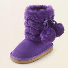 cute boot-like slippers