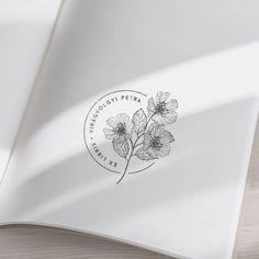 Golf ex libris stamp, wedding stamp, wax stamp, japanese stamp, . Ex Libris, Elixir Floral, Japanese Stamp, Clay Stamps, Stamp Carving, Handmade Stamps, Stamping Nail Art, Logo Design, Graphic Design