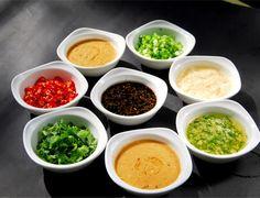 Various Chinese Seasonings