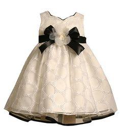 Lindos vestidos de fiesta para bebé 3