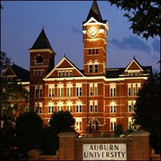 Auburn, AL- Auburn University