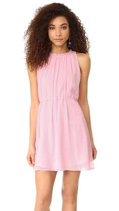 Zooey Trapeze Dress
