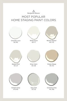 Popular Kitchen Colors, Best Kitchen Colors, Popular Paint Colors, Best Paint Colors, Kitchen Paint Colors, Wall Paint Colors, Interior Paint Colors, Paint Colors For Home, Calming Paint Colors