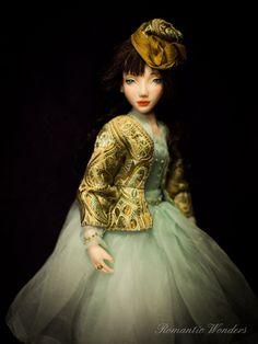 Made to order Ooak Dolls, Art Dolls, Dahlia, Handicraft, Doll Clothes, Romantic, Costumes, Unique, Handmade