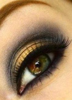 12 Easy Ideas For Prom Makeup Hazel Eyes