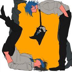 Batman, Japanese, Poses, Superhero, Paintings, Illustrations, Fictional Characters, Future, Color