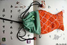 Fishy Sling Bag