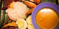 Lok Lok Nasi Lemak - Food in Kuching