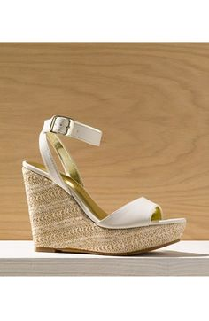 Julianne Hough for Sole Society 'Adrienne' Wedge Sandal | Nordstrom