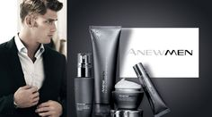 Avon came out with a new line of skin care for men! You can check it out at www.youravon.com/annegiglio