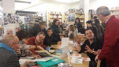 Dédicace à La Liseuse par @CottinP76 @Folio_livres