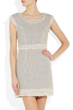 Rebecca Taylor- tweed mini dress