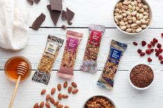 This Bar Saves Lives makes ridiculously delicious snack bars with a mission! For every bar sold, the company gives life-saving food to a child in need.