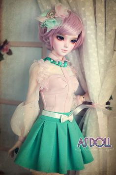 1/3 bjd doll clothes from Angell Studio ~