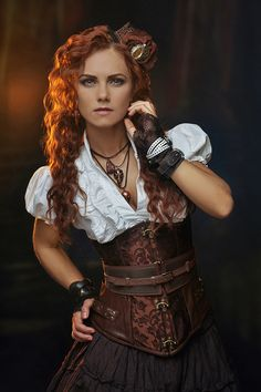 ☺ Steampunk.Anastasia by Allsteam More