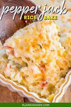 Quick Side Dishes, Side Dish Recipes, Dinner Recipes, Mexican Dishes, Mexican Food Recipes, Rice Recipes, Chicken Recipes, Chili Recipes, Bisquick Recipes