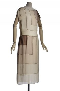 Madeleine Vionnet--- dressmaking, even for dolls, is a great way to look at math concepts
