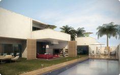 Villa in Cesarea - Livingroom