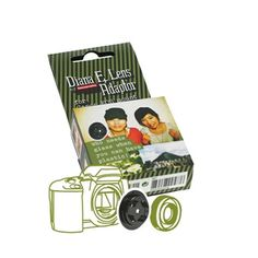 Attach the Diana+ Canon Lens Adaptor to your Canon EOS digital SLR and shoot with that retro flare Diana is famous for! Lens Adaptor, Gifts For Photographers, Canon Lens, Digital Slr, Eos, Diana, Flare, Retro, Retro Illustration