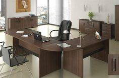 Decoration, Office Desk, Corner Desk, My House, Wood, Furniture, Home Decor, Business, Office Looks