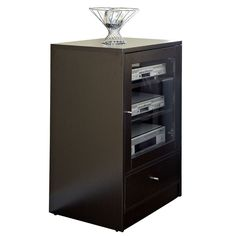 The Series 100 Audio Video Cabinet is the perfect way to keep all ...