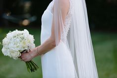 Real bride Katina in a Nouvelle Amsale gown Designer Wedding Dresses, Gowns, Bride, Fashion, Dresses, Wedding Bride, Moda, Bridal, La Mode