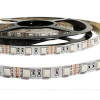 Luz de cinta LED SMD 5050 LEDs Flexible LED Strip Lights 12 Volt LED Light Strips 16.4ft/5m 5050 Luces de tira led