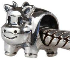 Lucky elefante plata de ley 925/cuentas charms verde Morado CZ Navidad regalos para pulseras Fashion joyas