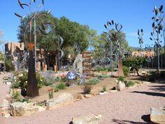 10. Wiford Gallery Sculpture Garden