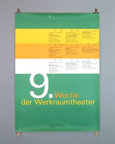 Graphic Heroes: Otl Aicher, Designer 1972 Munich Olympics Identity - AnotherDesignBlog.