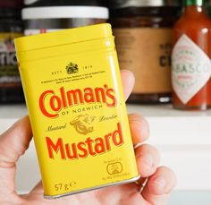 Does anyone else buy things JUST for the pretty packaging? I don't even LIKE mustard but this tin!