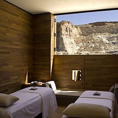 Luxury Lake Powell Spa, Luxury Lake Powell Resort Spa and Fitness - Aman Resorts - spa