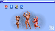 """This is a Chrome theme for the 2015 Rusty Jeffers Southwest Championships. These are the three new poses for the men: """"Vacuum"""", """"Victory"""" and """"Angled Twisting Back"""" Poses  To use the theme just visit the site: http://www.themebeta.com/user/20705 and click the """"Apply Theme"""" #bodybuilding #Rusty #Jeffers #posing #muscle #shows #championship #southwest #WPAA"""