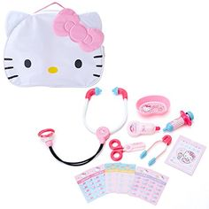 Hello Kitty Doctor Set *** Click image for more details.Note:It is affiliate link to Amazon.