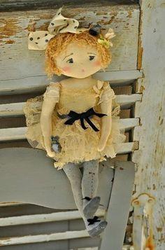 Mimin Dolls: Sweet Doll
