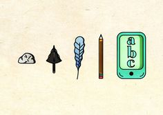 Evolution Of Writing