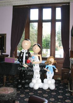 Huff Puff Balloons » Wroxall Abbey