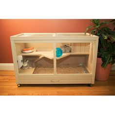 New Age Pet Park Avenue Indoor Hutch