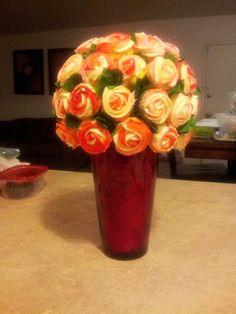 Cupcake Rise Bouquet