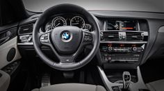 2015 bmw x4 interior 2015 BMW X4 Sports and Exclusivity Design